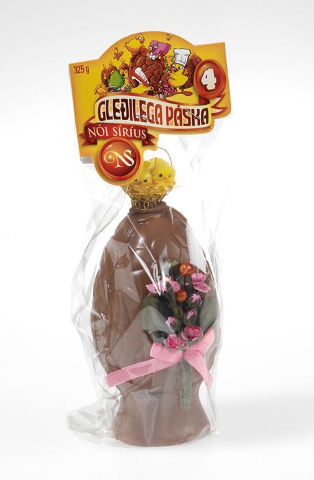 Icelandic chocolate Easter egg