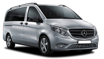 T - Mercedes Benz Vito 4x4 or similar - Automatic -