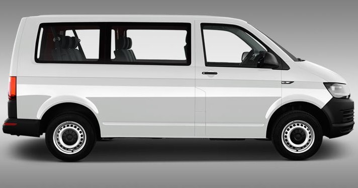14.XE - VW Transporter 2WD or similar - Manual -