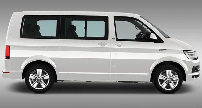 15.XG - VW Transporter 4WD or similar - Manual -